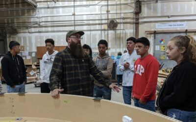 Ambassador Program Helping to Attract Young Talent to Manufacturing Field in Bay Area